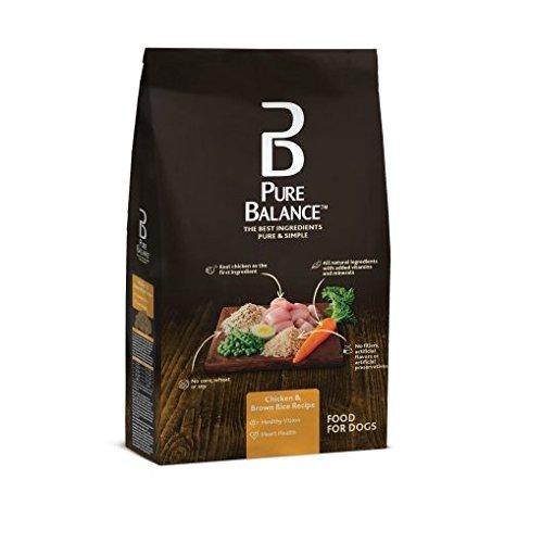 Pure Balance dry dog food Walmart brand review quality any good