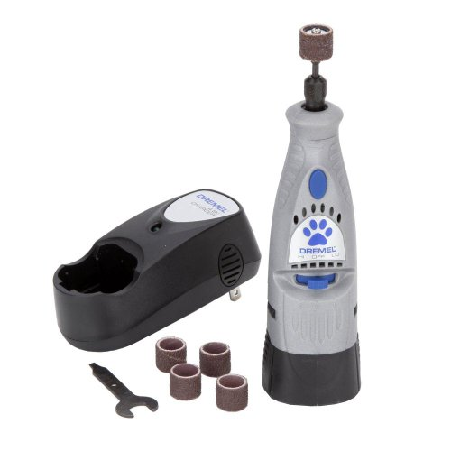 Dremel 7300 pet trimming grinding tool for easy dog nails