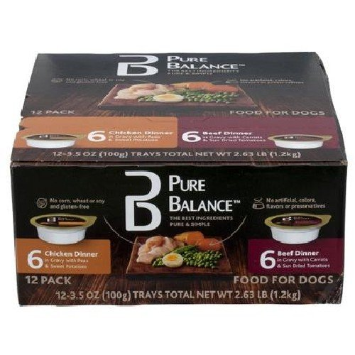 Which brand tastes best Pure Balance Blue Buffalo variety pack test flavors