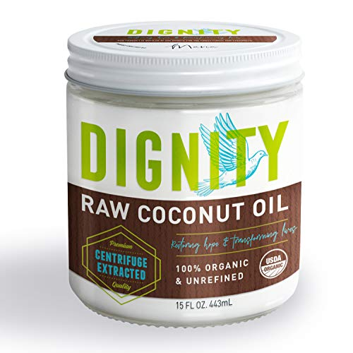 Best coconut oils for dogs dignity raw centrifuge extracted for dog teeth