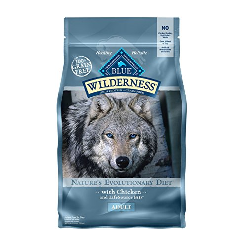 Blue Buffalo Wilderness nature's evolutionary diet high quality ingredients