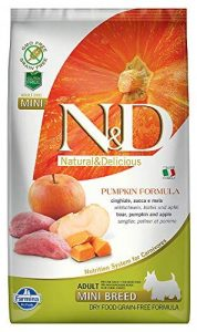 Farmina Natural & Delicious Pumpkin, Boar, and Apple