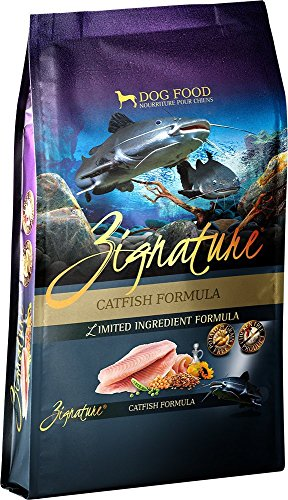 Zignature Catfish Limited Ingredient Formula dry dog food review