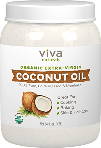 Coconut oil helps soothe itchy dog skin mix with shampoo