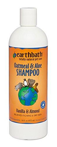 Earthbath natural pet care oatmeal aloe dog shampoo best choice