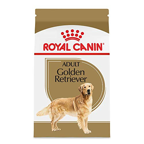 Royal Canin adult golden retriever brand history reputation