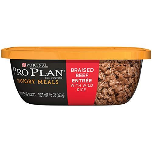 Purina Pro Plan dog food recall savory meal tub 10 ounce