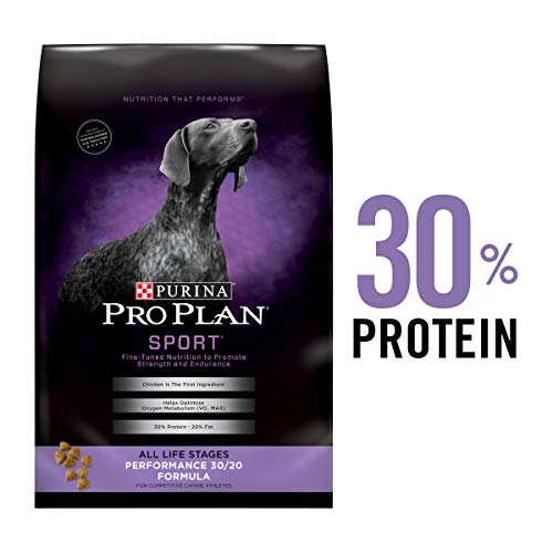 Best ingredient dry dog food Purina Pro Plan sport high protein