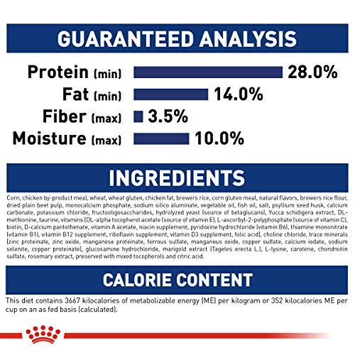 What to look for when deciding between Royal Canin Purina Pro Plan