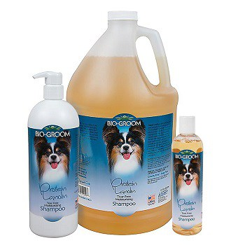 Biogroom protein lanolin moisturizing ph balanced shampoo