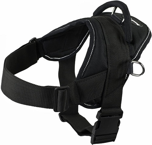 Dean and Tyler DT Dog Harness strongest most resilient dog harness resists pulling