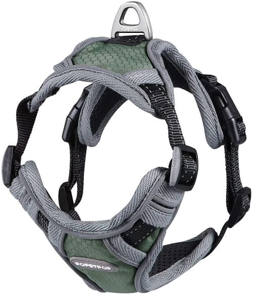 POPETPOP Dog Harness best choice for extra large hefty chonky puppers