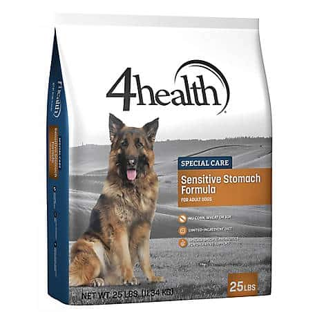 4health sensitive stomach formula high quality ingredients