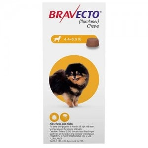 Bravecto flea and tick killing chewable medicine compared with other choices