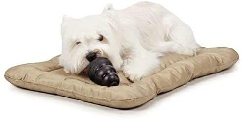 Slumber pet heavy duty chew resistant mat for dog crates