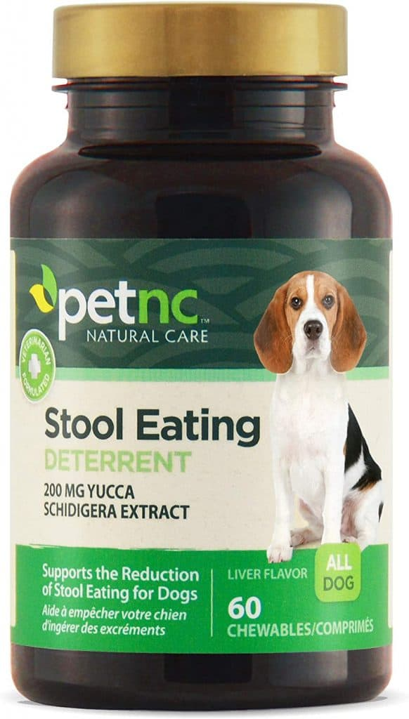 petnc Natural Care stool eating deterrent with yucca schidigera extract cheap choice