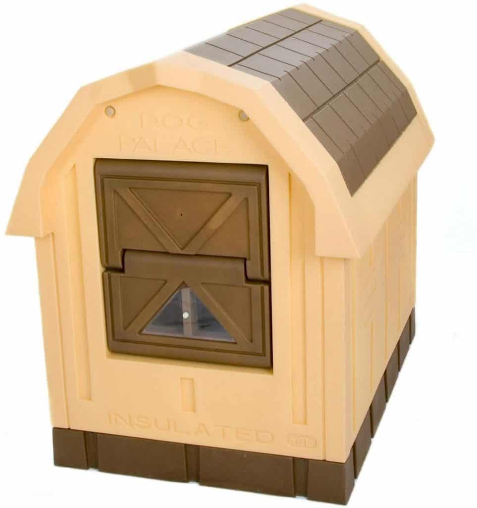 ASL Solutions Palace best insulated dog house for winter