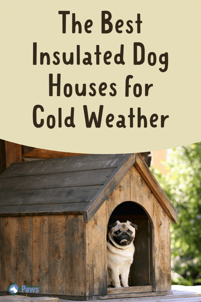 Best Insulated Dog Houses for Winter and Cold Weather - Pinterest