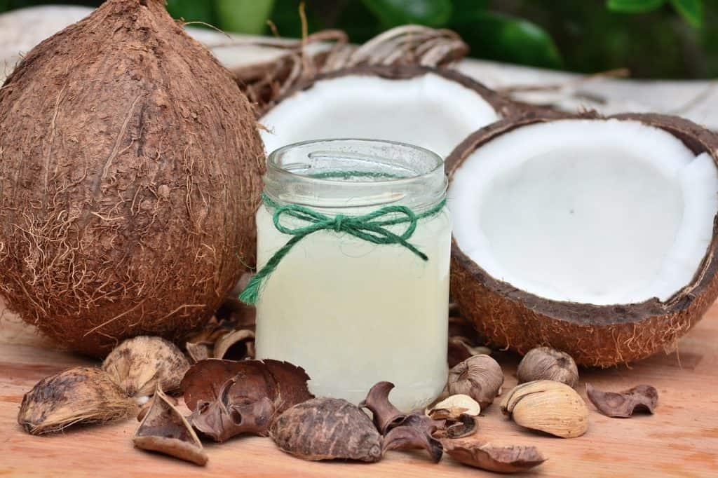 Better options than peroxide flea control coconut essential oil
